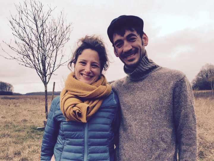 Charlotte et Sébastien