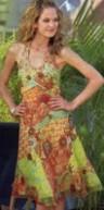 Каталог Heine. Платье  для женщин романтического стиля.
