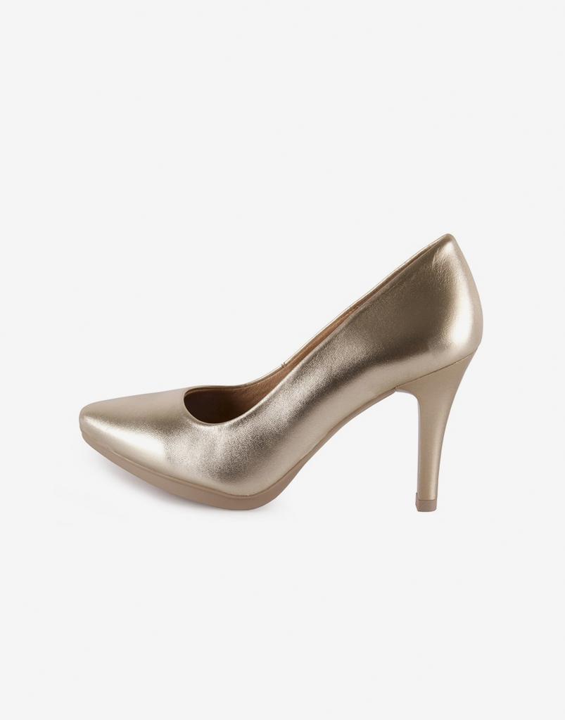 Zapato Salón Señora Piel