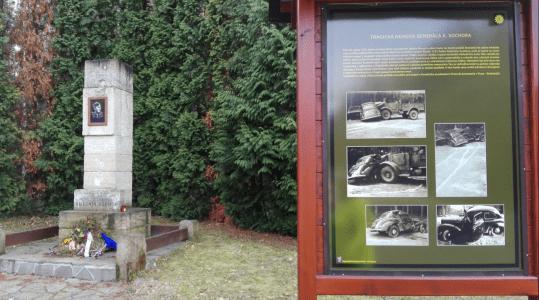 památník generálmajora Sochora