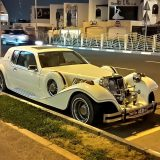 Dubaj auto na ulici