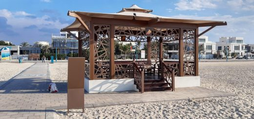 Jumeirah 3 Beach pro setkání s islámem