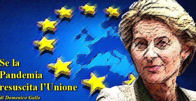 Se la pandemia resuscita l'Europa