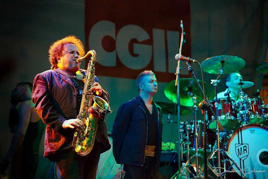 ©Enzo Avitabile In Concert