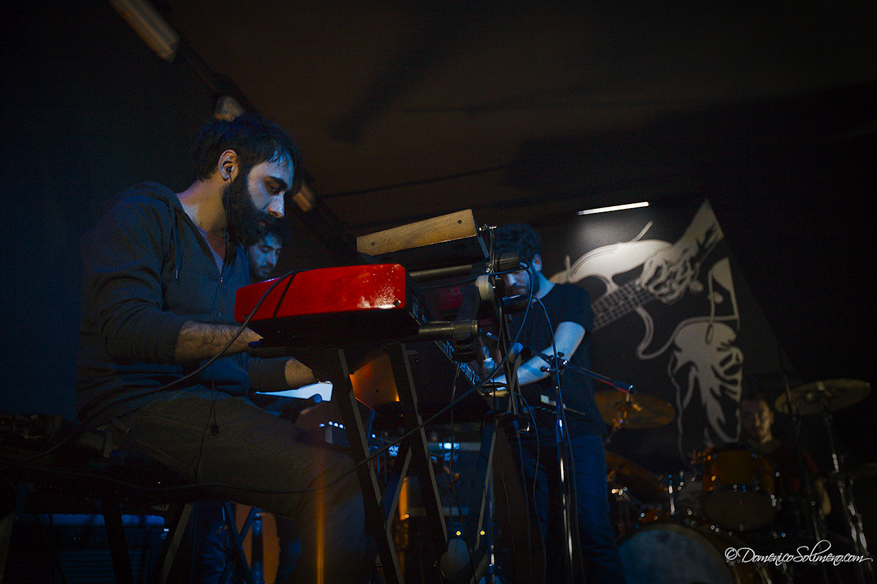 Live music @Mumble Rumble - Salerno 2016