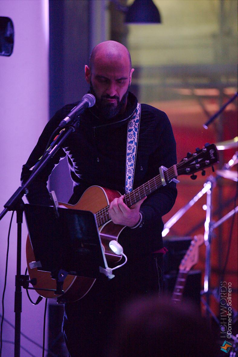DELIO live @MARTE CAVA