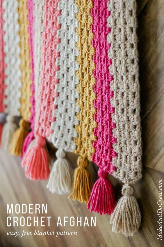 22 Easy Useful Crochet Projects For Beginners Domesblissity
