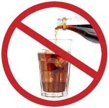 No more soda
