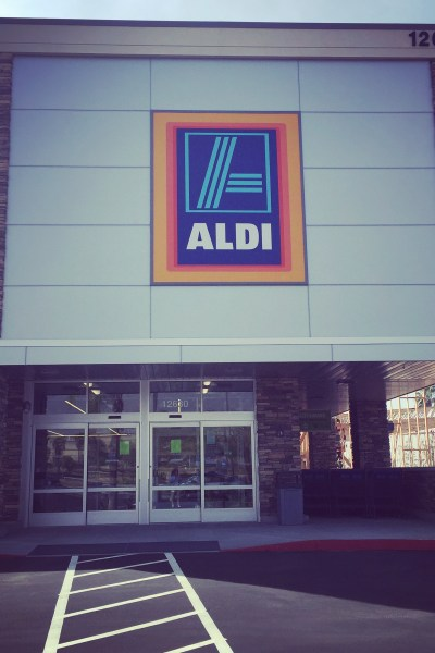 Aldi foods in Moreno Valley