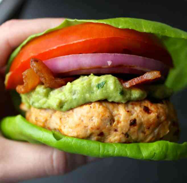 Best-Summer-Grilling-Recipes-Chipotle-Turkey-Burgers-with-Guacamole