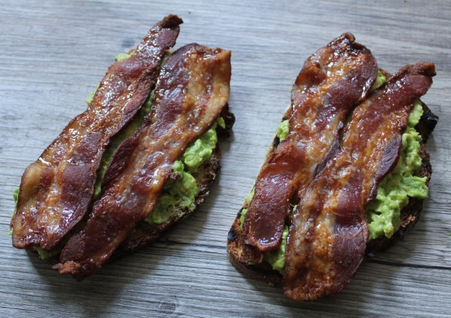 avocado-toast-with-spicy-maple-bacon