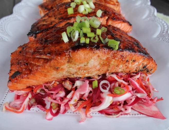 ginger-soy-glazed-salmon-with-asian-beet-slaw-2