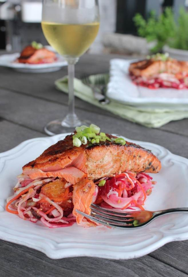 ginger-soy-glazed-salmon-with-asian-beet-slaw-3