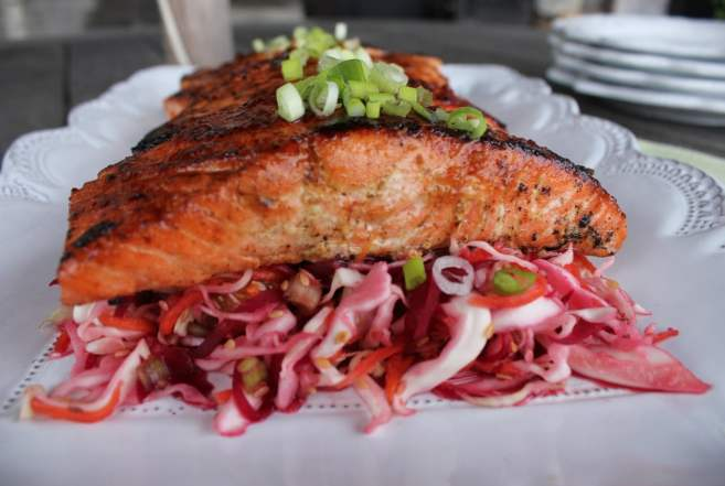 ginger-soy-glazed-salmon-with-asian-beet-slaw-5