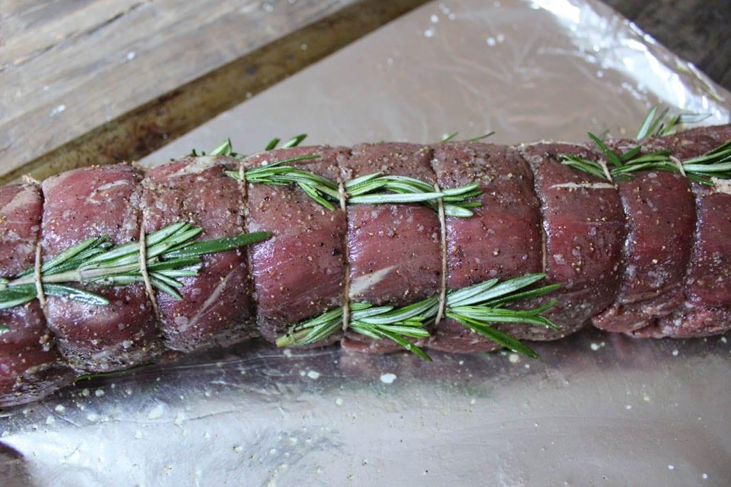 Cooking Whole Beef Tenderloin In Oven