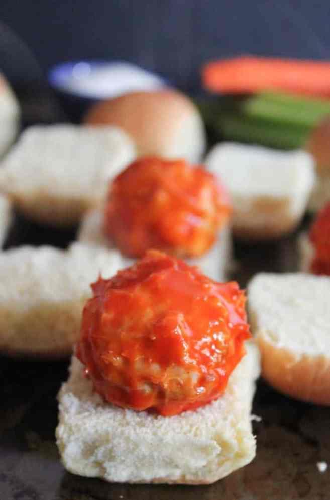 cheesy-buffalo-chicken-meatball-sliders-2