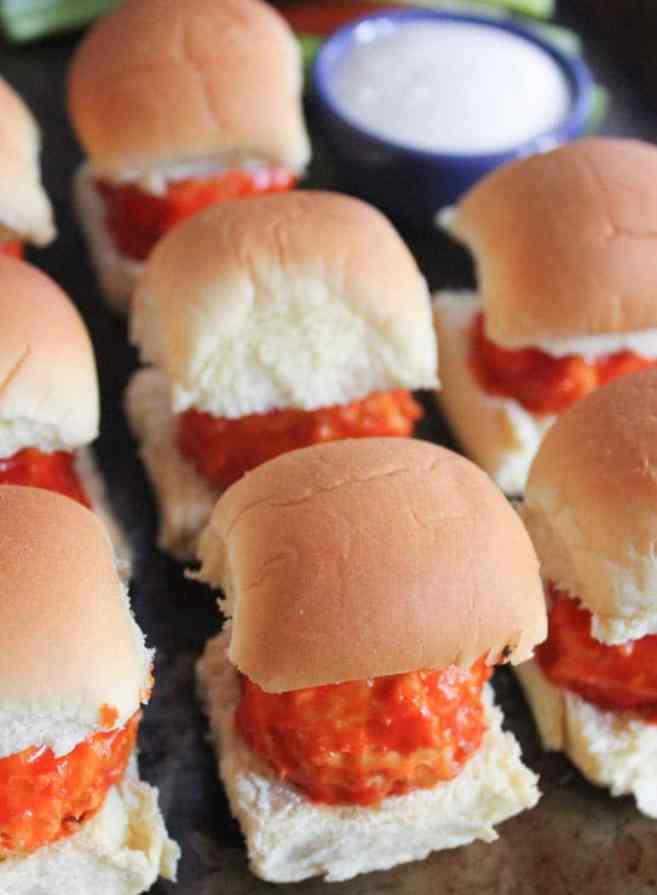 cheesy-buffalo-chicken-meatball-sliders-6