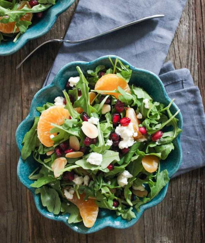 pomegranate-clementine-and-ricotta-salad-with-avocado-and-toasted-almonds-4