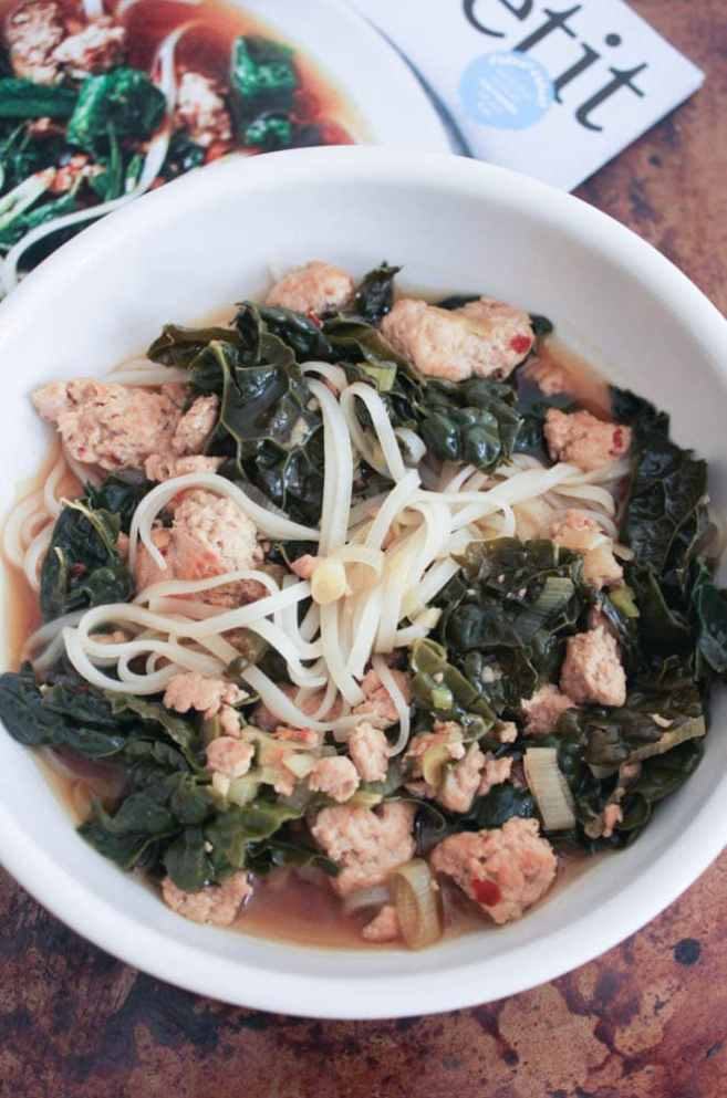 Brown-Rice-Noodle-Soup-With-Spicy-Pork-and-Kale-4