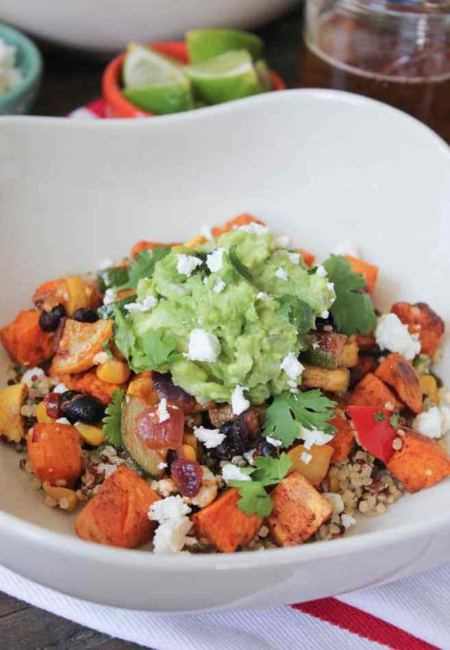 Vegan-Sweet-Potato-Burrito-Bowls-with-Summer-Vegetables-and-Quinoa-8