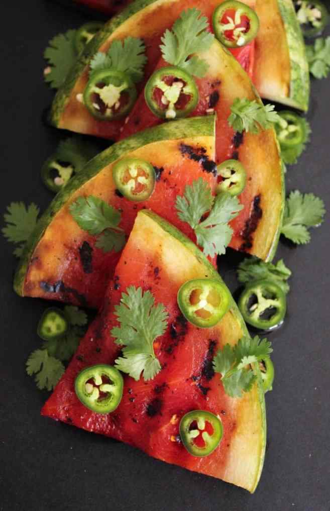 Grilled-Watermelon-with-Jalapeños-Feta-and-Honey-step-6