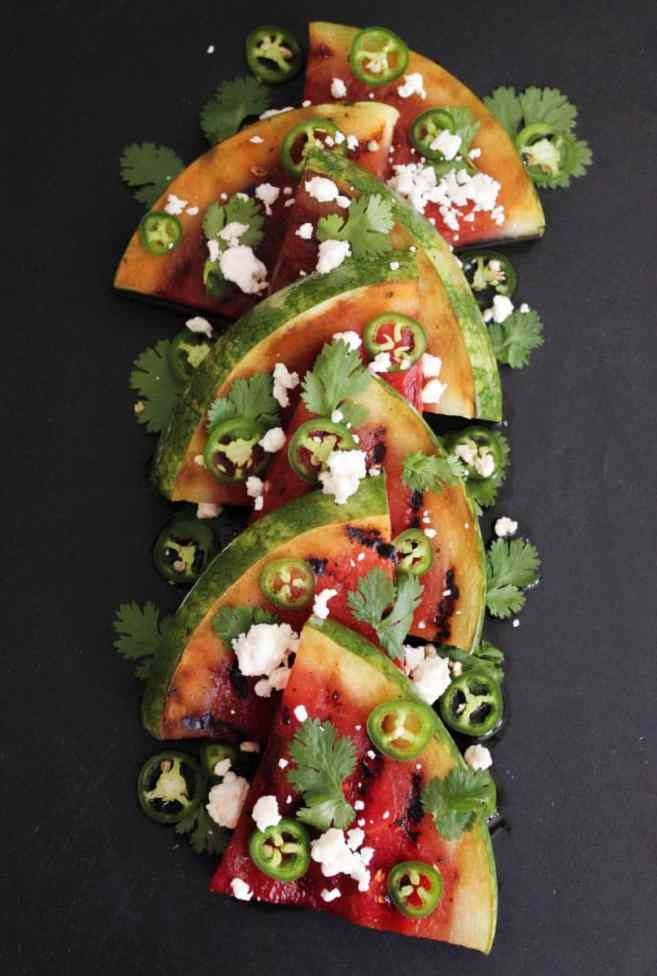 Grilled-Watermelon-with-Jalapeños-Feta-and-Honey-step-7