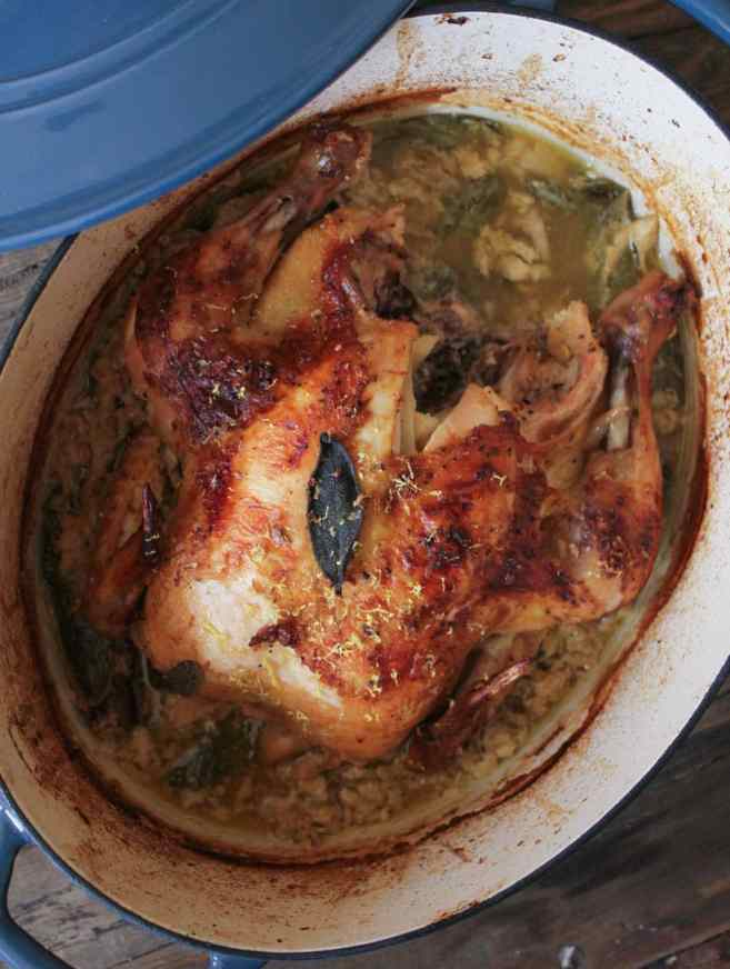 Jamie-Oliver's-Braised-Chicken-In-Milk-9
