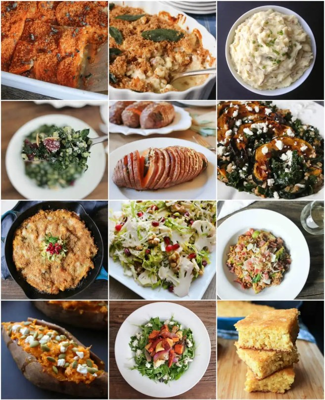 From vegan and vegetarian ideas to make-ahead menus and traditional Thanksgiving dinners, there's something for everyone, no matter what flavors you crave. Whip up one of these Thanksgiving dinner menus from start to finish, or mix and match recipes for appetizers, desserts, and everything in between.