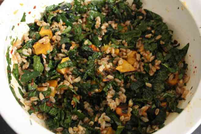 Farro-with-Chipotle-Glazed-Acorn-Squash-Kale-Toasted-Pepitas-Feta-step-10