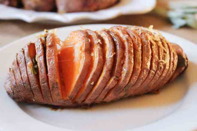 Hasselback-Sweet-Potatoes-with-Sage-and-Parmesan-7