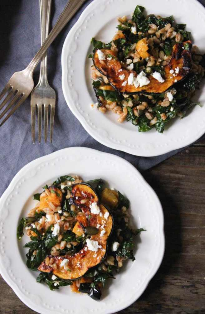farro-with-chipotle-glazed-acorn-squash-kale-pepitas-feta-5