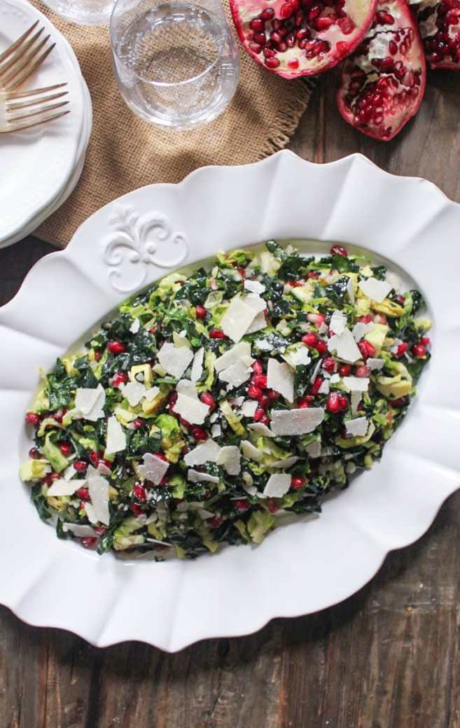 massaged-kale-and-shaved-brussels-sprouts-salad-with-pomegranate-and-avocado-2