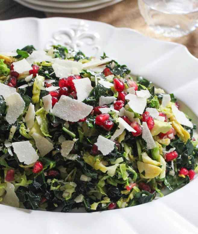 massaged-kale-and-shaved-brussels-sprouts-salad-with-pomegranate-and-avocado-8