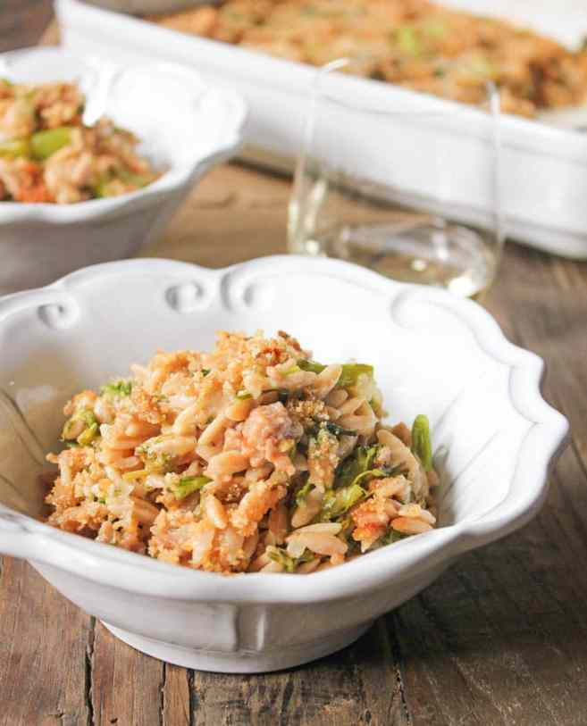 baked-orzo-casserole-with-turkey-sausage-broccolini-fontina