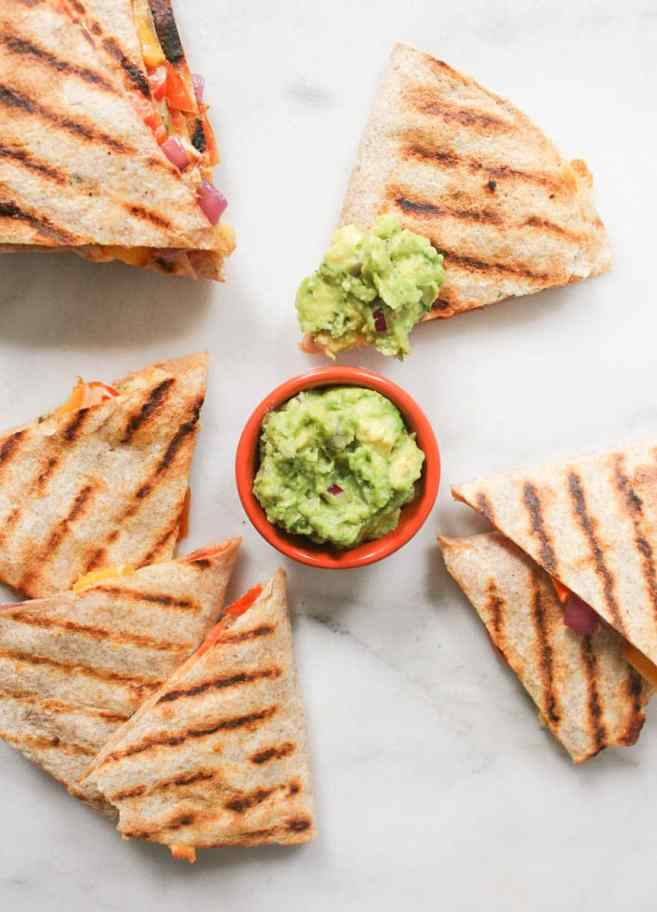 Grilled-Peach-and-Cherry-Tomato-Quesadillas-3