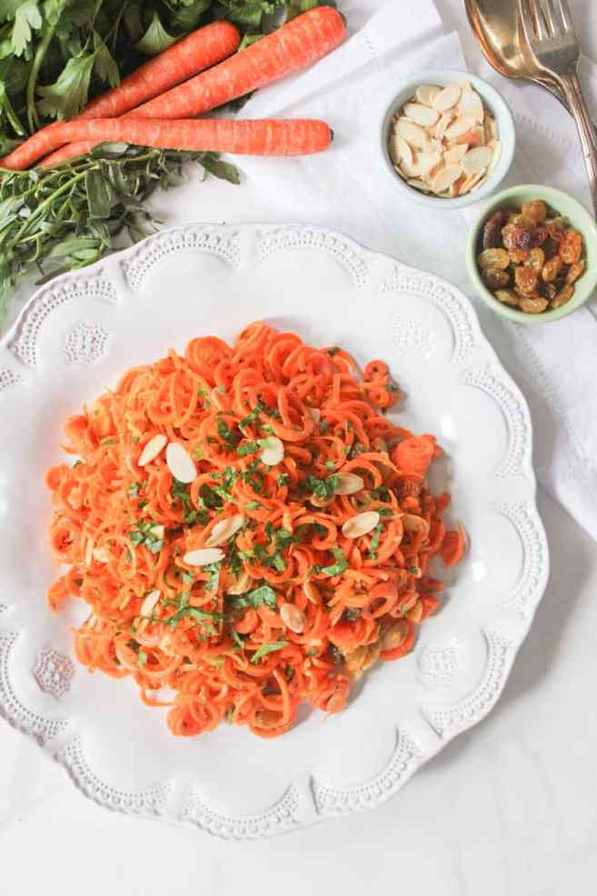 spriralized-carrot-salad-with-lemon-tarragon-dressing-2
