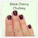 Black Cherry Chutney