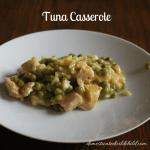Tuna Casserole