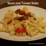 Bacon and Tomato Rotini