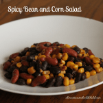 Spicy Bean and Corn Salad