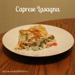 Caprese Lasagna