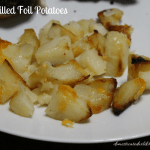 Grilled Foil Potatoes