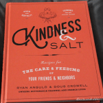Kindness and Salt