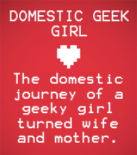 Domestic Geek Girl