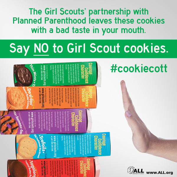 GirlScout_SayNo