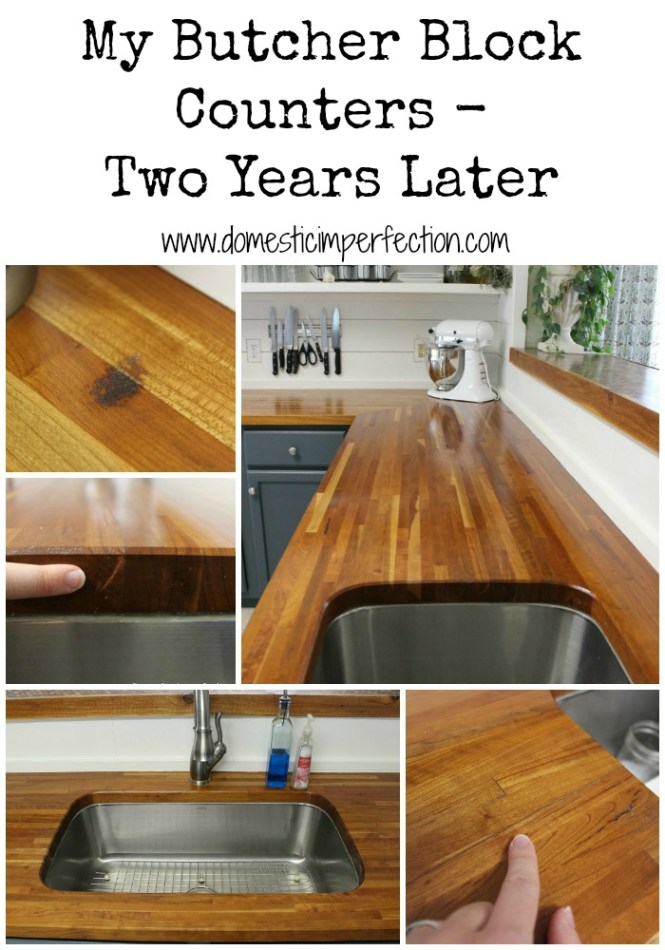 How to install butcher block countertops bstcountertops for Installing butcher block countertops