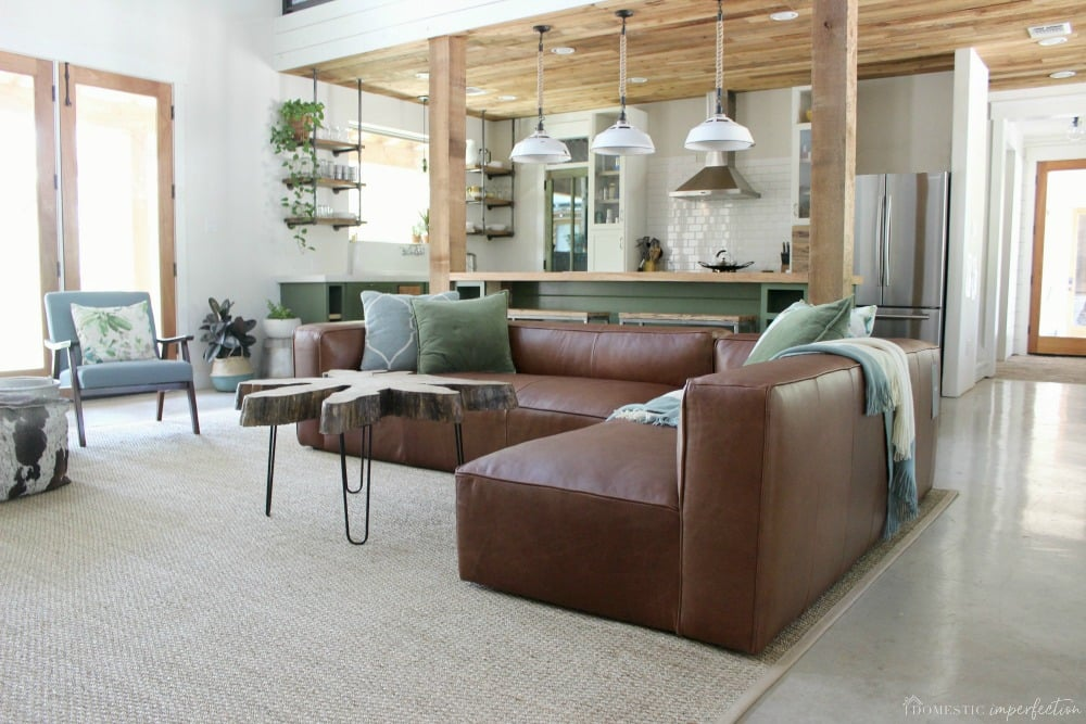 My New Article Leather Sectional And Why I Returned It