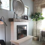Diy Electric Fireplace Domestic Imperfection