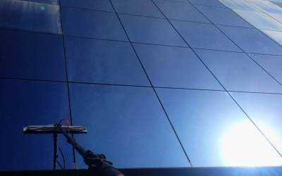 limpieza-altura-cristales-domestico-Alicante Limpieza del Hogar