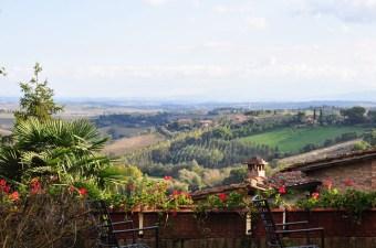 Welcome to Tuscany.